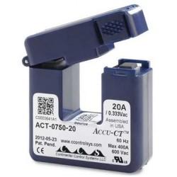 T-ACT Transductores de Corriente-AC Accu de CCS de 20 a 250 Amps