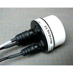 V3A-MicroLog Registrador de Humedad y Temperatura de Suelo