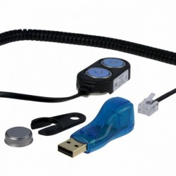 DS1921K Kit de Inicio Thermochron iButton