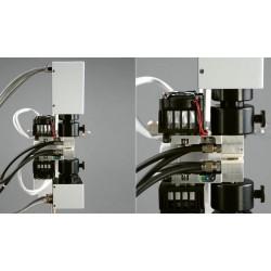 3010-DUAL Cubeta de Intercambio de gases en combinación con DUAL-PAM-100 de WALZ