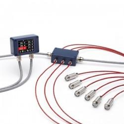 PyroMiniBus Multicanal Sistema Infrarrojo de Monitorización de Temperatura