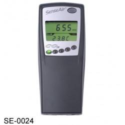 SE-0024 6,000ppm CO2, Medidor con Registrador de Datos