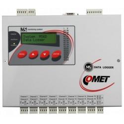MS6D Registrador de Datos de 16 Canales