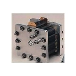 FC-50-02-7-ST Stack Pila Combustible PEM 50cm2 con Flujo tipo Serpentina