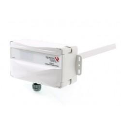CDE Sensor Económico para CO2 en Conductos