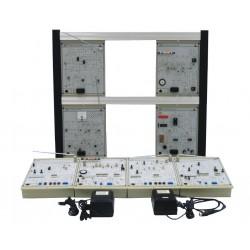 Sistema de Transmisión y Recepción AM/FM/ASK/FSK