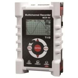 MCR-4V Registrador de Tensión Programable