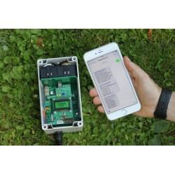LeveLine-EWS Sensor para Alertas de Inundaciones