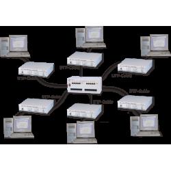 Sistema de Capacitación en el Protocolo de Internet TCP/IP