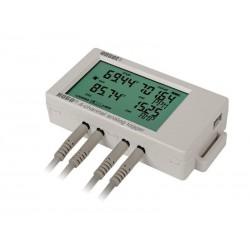 KIT-UX120-DCT/hx3 Kit HOBO para Monitorización Consumo (Trifásico)