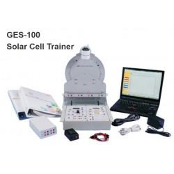 GES-100  Sistema de Entrenamiento para Placas Solares