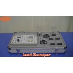 Sistema de Entrenamiento de Pila de Combustible H2 / O2