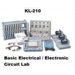 Electricidad Básica / Laboratorio de Circuitos Eléctricos Básicos