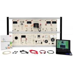 GFC-3100 Sistema de Entrenamiento Híbrido de Pilas de Combustible PEM