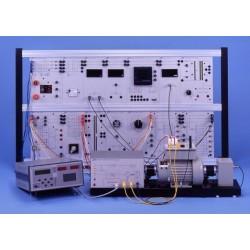 EM-3000 Sistema de Entrenamiento para Máquinas y Sistemas Eléctricos