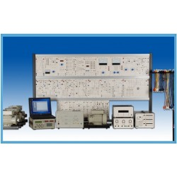 PE-5000 Sistema de Entrenamiento para Electrónica de Potencia