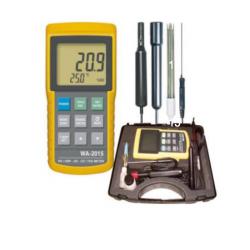 WA-2015 Kit completo de oxígeno PH/ Conductividad/ Temperatura
