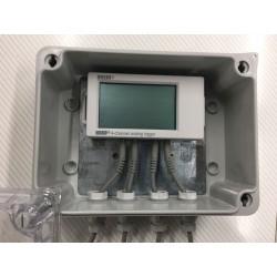Meteo-Case-UX120 Caja Intemperie para registradores HOBO UX120