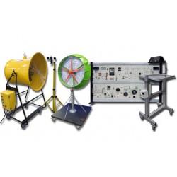 GES-500 Sistema Híbrido Eólico/Solar