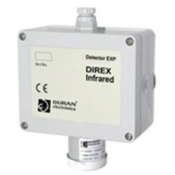 Detector DIREX 4-20mA by Infrared Technology for the Detection of Explosive Gases and CO2