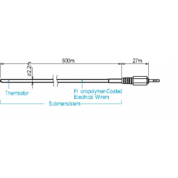 Sensor de temperatura TR-1106