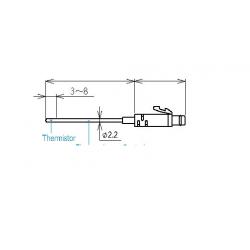 TR-5101 Sensor de temperatura