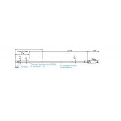 TR-5530 Sensor de temperatura (Sensor subacuático)