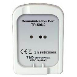 TR-50U2 Puerto de comunicación para la transferencia de datos USB de alta velocidad a la PC