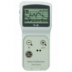 TR-57DCi IR Communication Capable Portable Data Collector for On-site Collection No PC Necessary