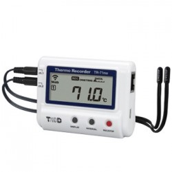 TR-71NW Ethernet / LAN Temperature Recorder