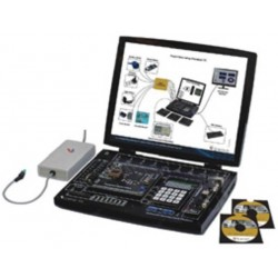 Scientech110 Plataforma de Desarrollo Universal para FPGAs, CPLDs, CPLDs Cool Runner de Xilinx, etc.