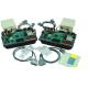 Scientech101 Plataforma de desarrollo  VLSI con comunicación inalámbrica
