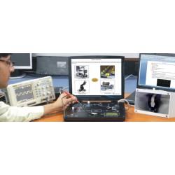 Scientech2457 TechBook para Control de Velocidad del Motor DC
