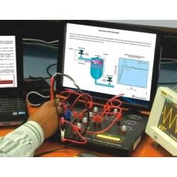 Scientech2451 TechBook para descripción general de Controladores PID