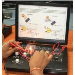 Scientech2301 Estudo de transdutores ópticos