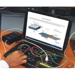 Scientech2309 TechBook for Water Level Measurement Trainer