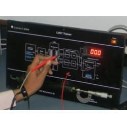 Scientech2303 Estudo do LVDT (Transformador Diferencial Variável Linear)