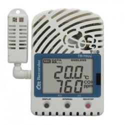TR-76Ui Medidor de concentração de CO2  até 9,99 ppm