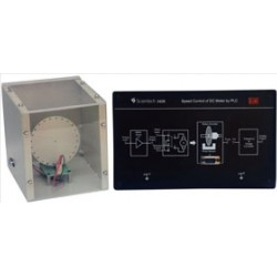 Scientech2426 Speed Control of DC Motor by PLC