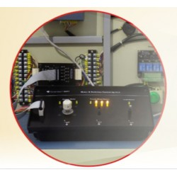 Scientech2427 Motor & Switches Control by PLC