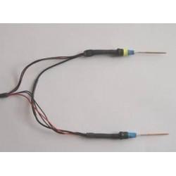 SF-G Sensor Flujo de Savia Ecomatik: 2 agujas