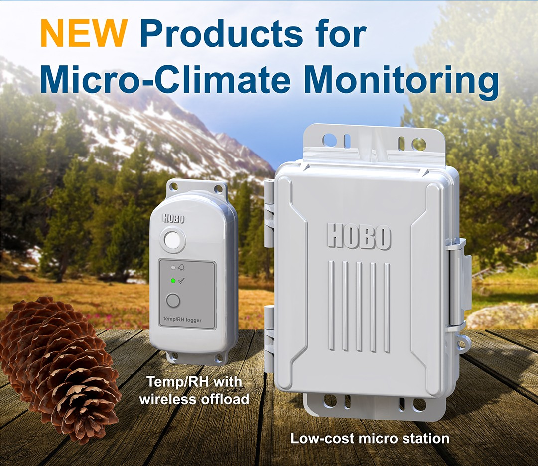 H21-USB Micro-Climate Monitoring