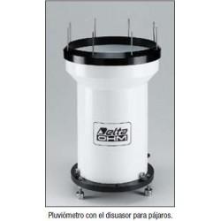 HD 2013.18 Anillo de pinchos Disuasor de Pájaros para Pluviómetro