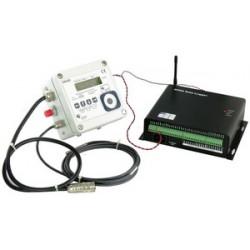 GS828‐H2 Registrador de Datos GPRS de Temperatura y Humedad