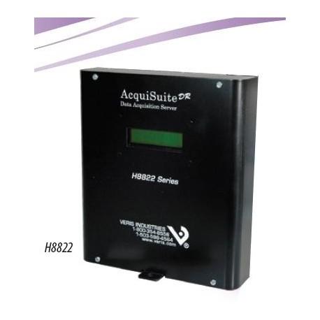 H8822 AcquiSuite Sistema para Energía y Consumo Datalogging