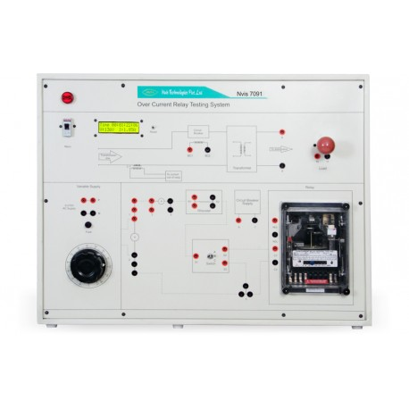 nvis 7091 over current relay testing system maranata madrid slVariable Current Relay #1