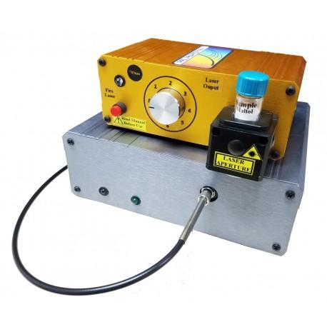 Low Cost 785nm Raman Spectrometer System Maranata Madrid Sl