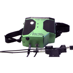 PSR-1100f Espectrômetros e espectrômetros portáteis de campo compactos e leves