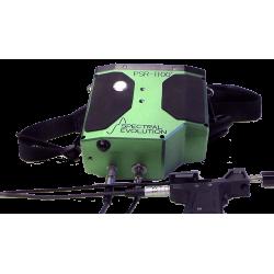 PSR-1100f Espectrómetro Portátil  mostrado con sonda opcional