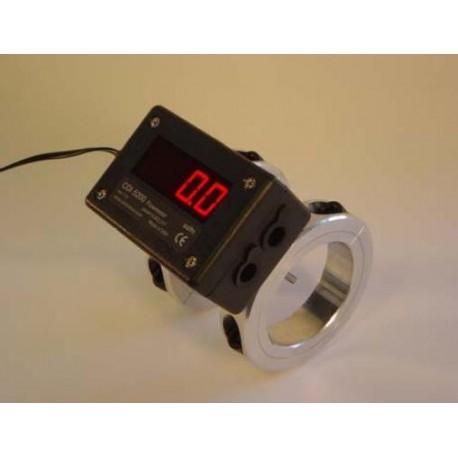 T-CDI-5200-10S Medidor de Caudal Aire Comprimido (1 - 80 SCFM)